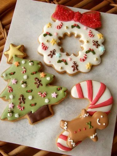 70+ DIY Ideas of Simple Christmas Cookies; Christmas Decoritions; Christmas Crafts; Christmas gifts;Christmas cookies;