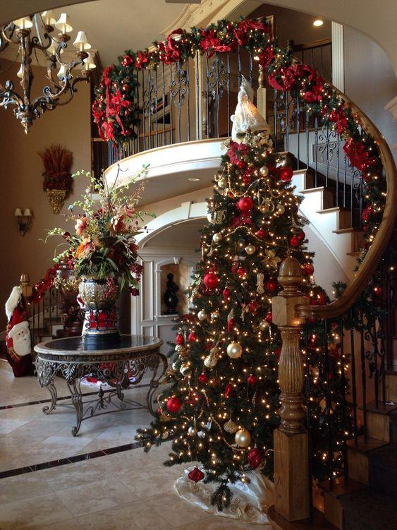 ree Decorating Ideas 2018.Christmas tree decorating ideas; Christmas decorations; DIY Christmas crafts; Christmas.