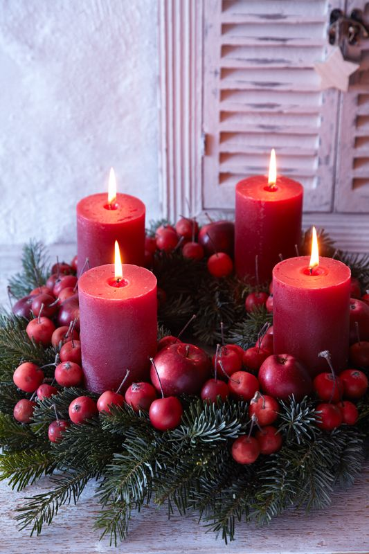 50+ Holiday Red Candlestick Art Design Ideas; Table Decorations; Christmas Candles; DIY Christmas Centerpiece;Christmas Crafts; Christmas Decor DIY