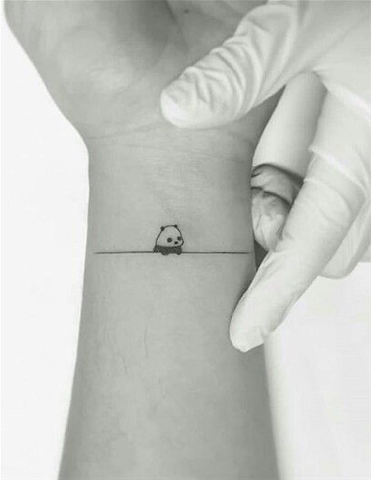 50 Gorgeous Small Wrist Tattoos to Try in 2019; Wrist Tattoos; mini tattoos; faith tattoos; #sumcoco