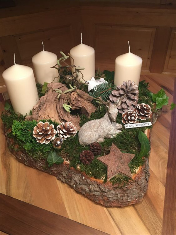 Merry Christmas; Christmas Decorations; Table Decorations; Christmas Candles; DIY Christmas Centerpiece; Christmas Crafts; Christmas Decor DIY; Home Decor