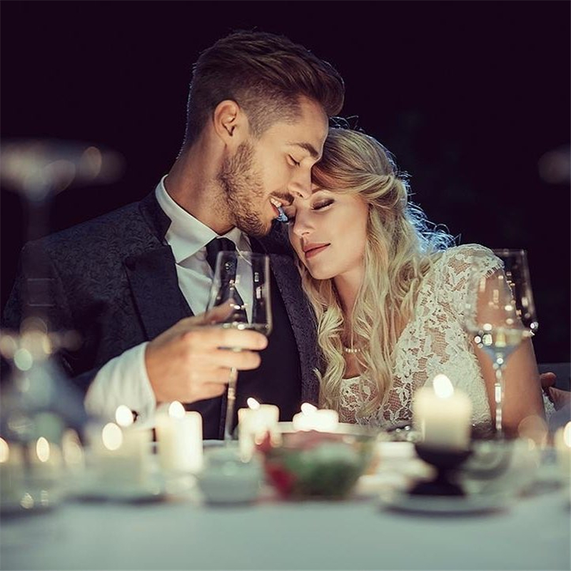 Taking a quiet moment at dinner;Bride Style; Wedding Ideas; Wedding Day; Bridal; Wedding Season; Wedding Details; Wedding Venue;