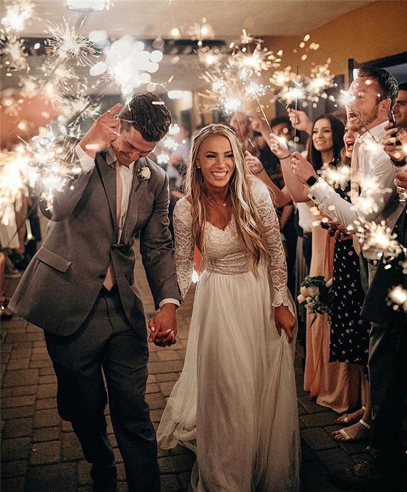 We could look at sparkler exits for days; Bride Style; Wedding Ideas; Wedding Day; Bridal; Wedding Season; Wedding Details; Wedding Venue;