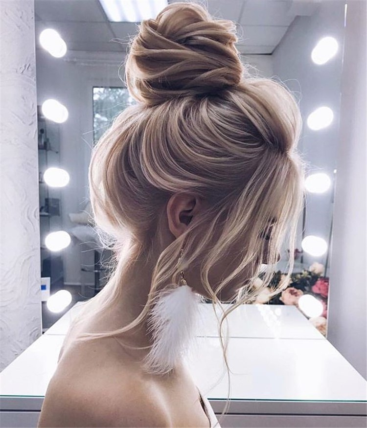 70 Prom Hairstyles Trendy Inspiration For 2019