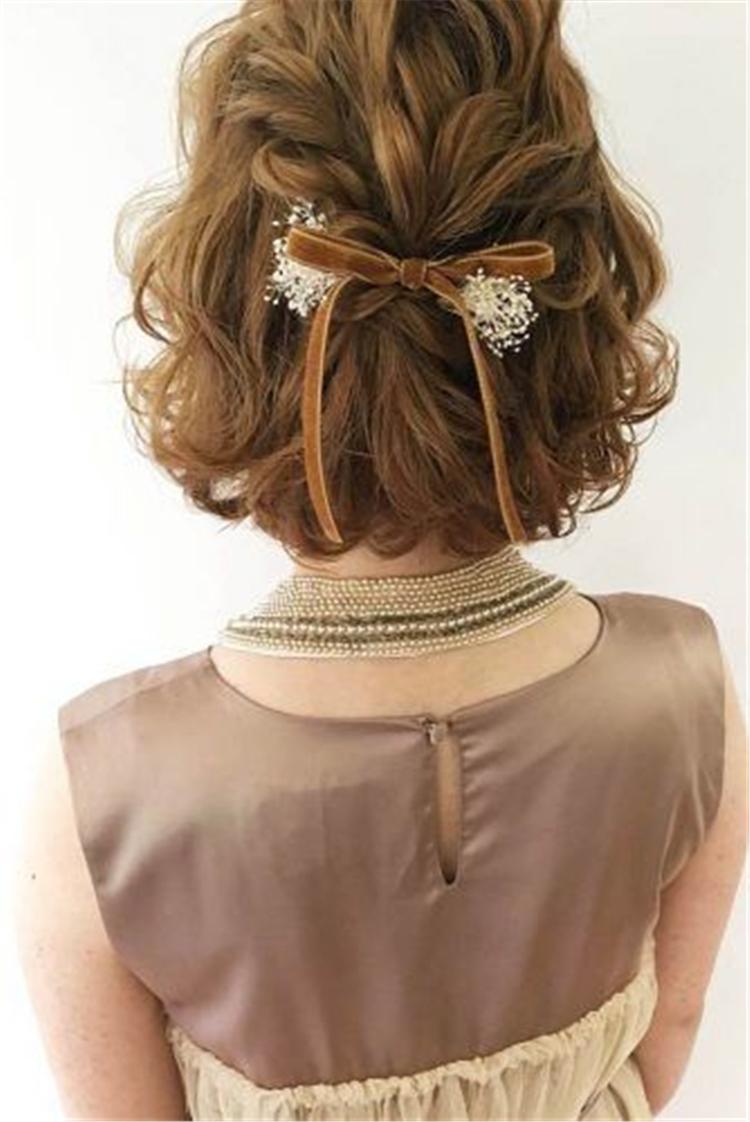 Braiding Short Hair; The Trendiest Braiding Hairstyles; Elegant Dutch Braids;Perfectly Cornbraids; Hairstyles Ideas With Side Braids;