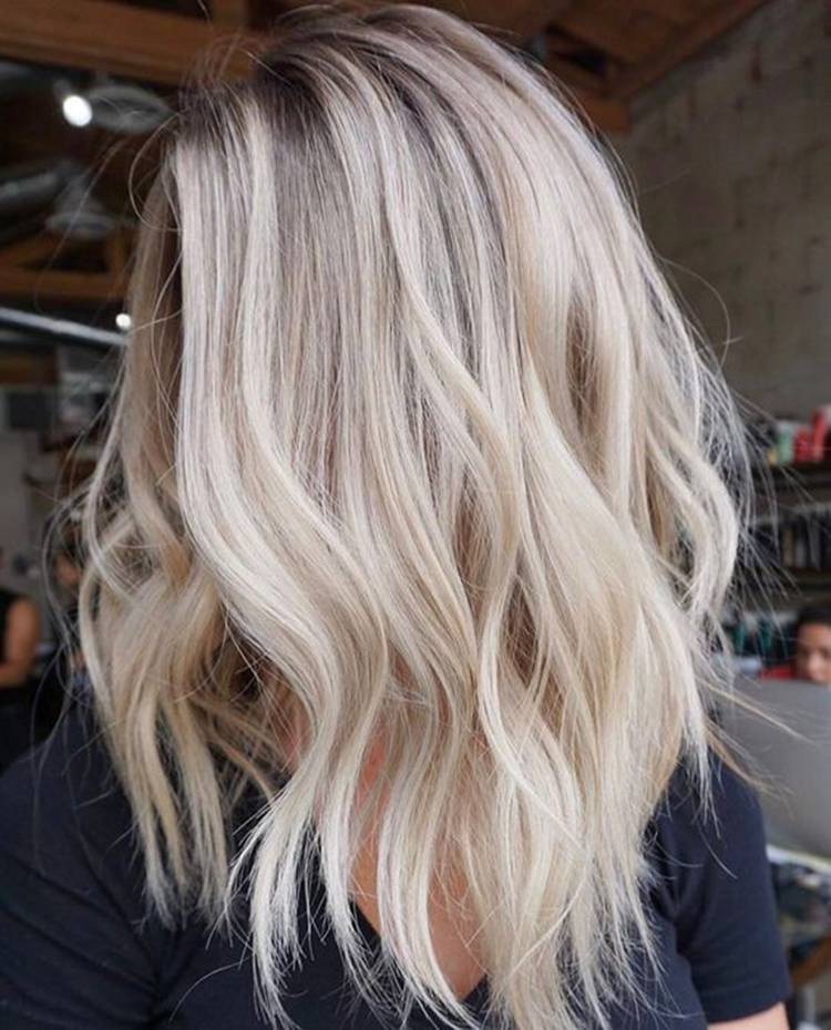 Latest Hottest Haircuts and Blonde for Long Hair; Haircuts with layers; Haircuts with bangs; Trendy hairstyles and colors 2019; Women haircuts.
