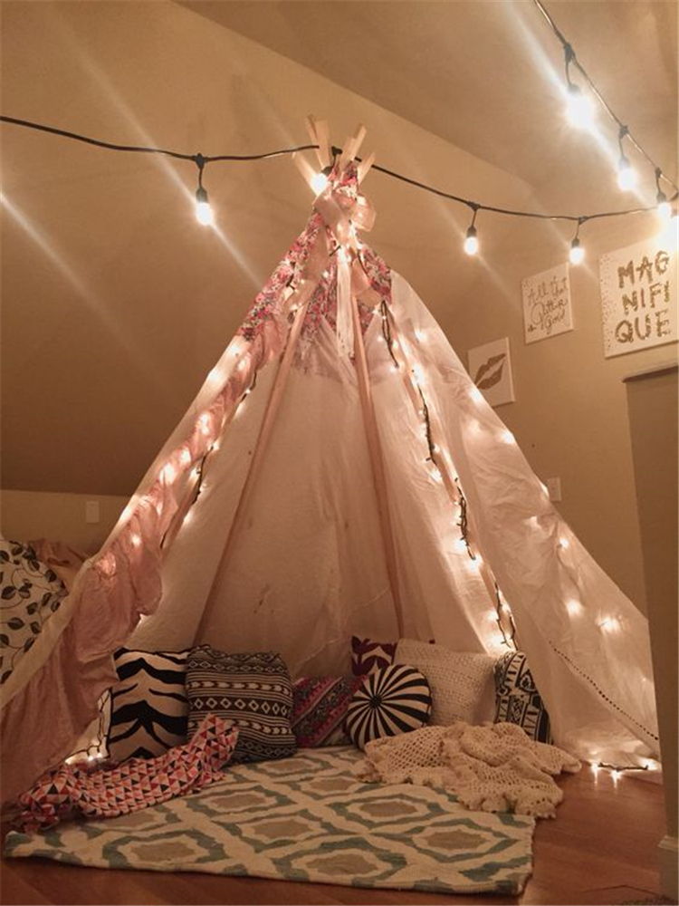 minimalist kids bedroom ideas; luxurious and unique decoration for the kids' room; #babyroom