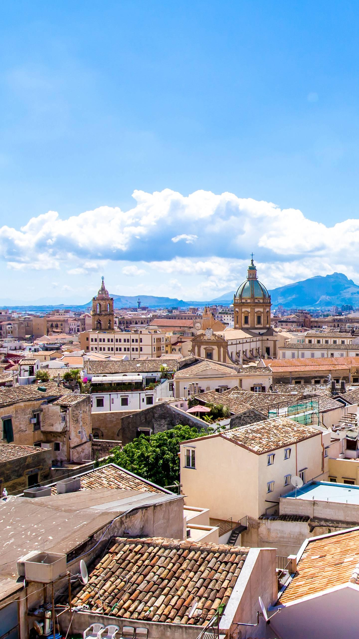 Italy - Sicily. Sicily is a subtle land with a fascinating natural and cultural landscape.