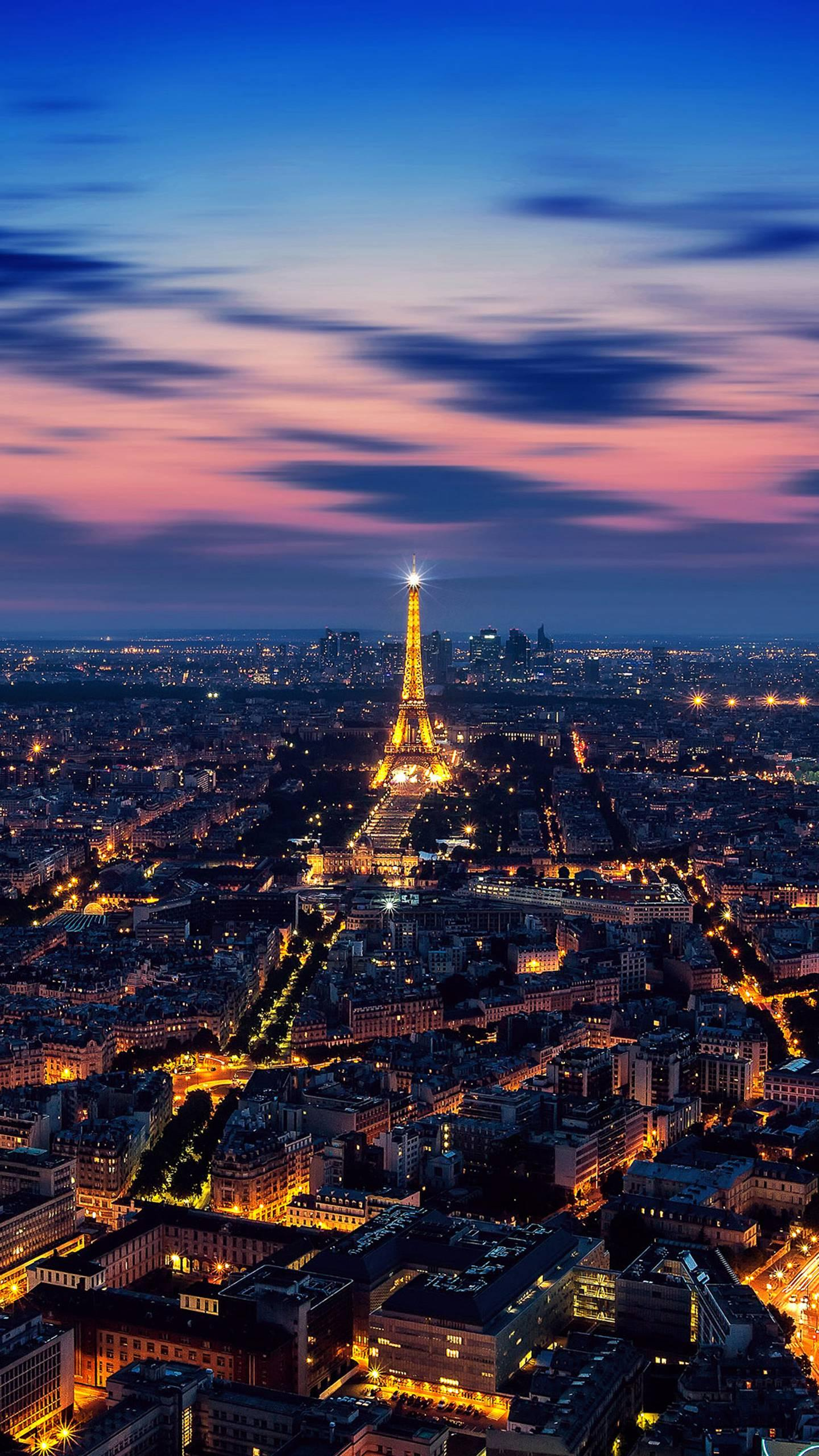 Paris France. It has a history of more than 1,400 years. It is not only France but also the political, economic and cultural center of Western Europe.