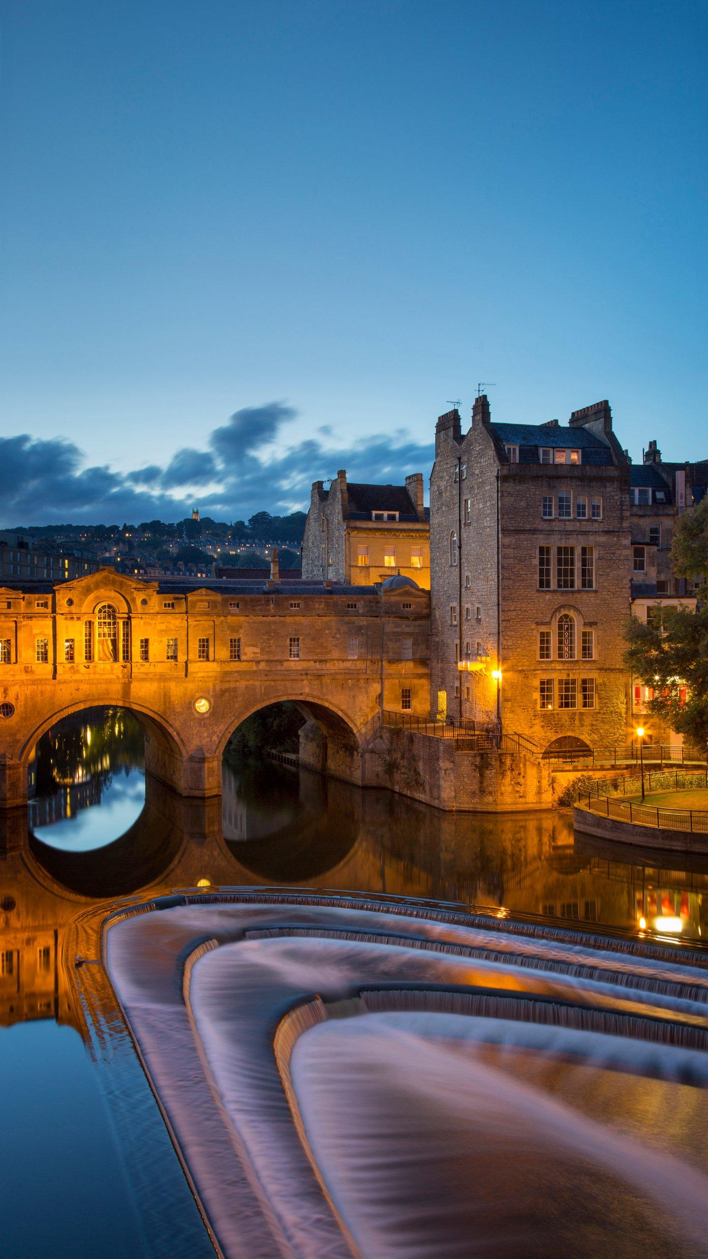 "The charm of the town of Bath. The only city in the UK to be listed as a World Heritage Site is known as one of the ""Best and Elegant Cities in the UK""."