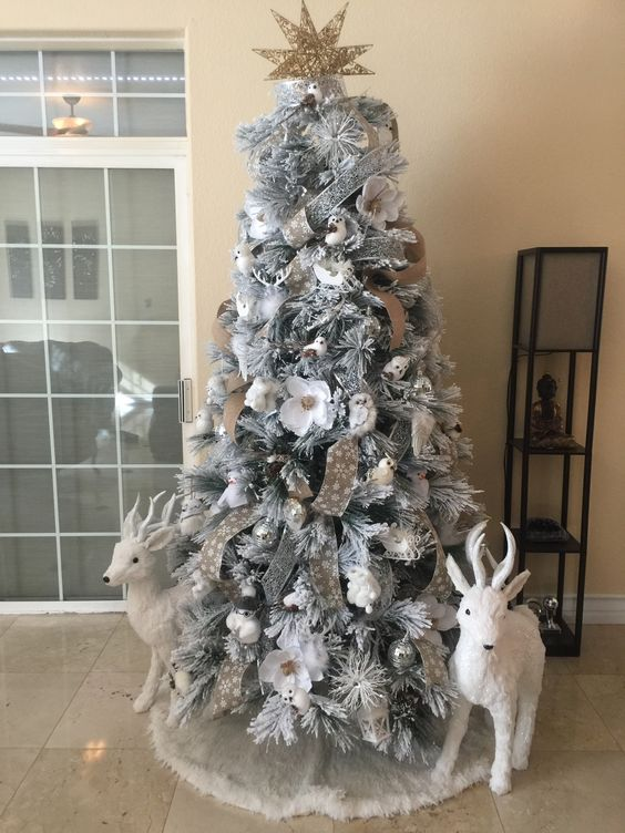ree Decorating Ideas 2019.Christmas tree decorating ideas; Christmas decorations; DIY Christmas crafts; Christmas.