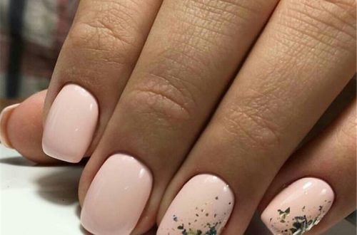 40+ Spring Square Acrylic Nails Designs To Try Now, Square Acrylic Nails, Spring Nails, White Nails, Pink Nails, Acrylic Nails, Square Nails, Square Acrylic Nails Designs, Short Nails,