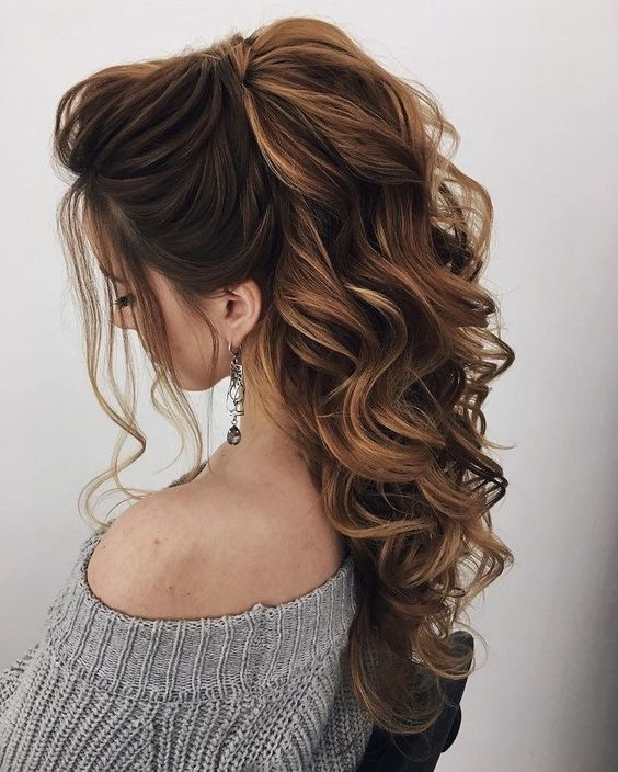 Hairstyle Ideas For Wedding: DIY Ponytail Ideas You're Totally Going To Want To 2019