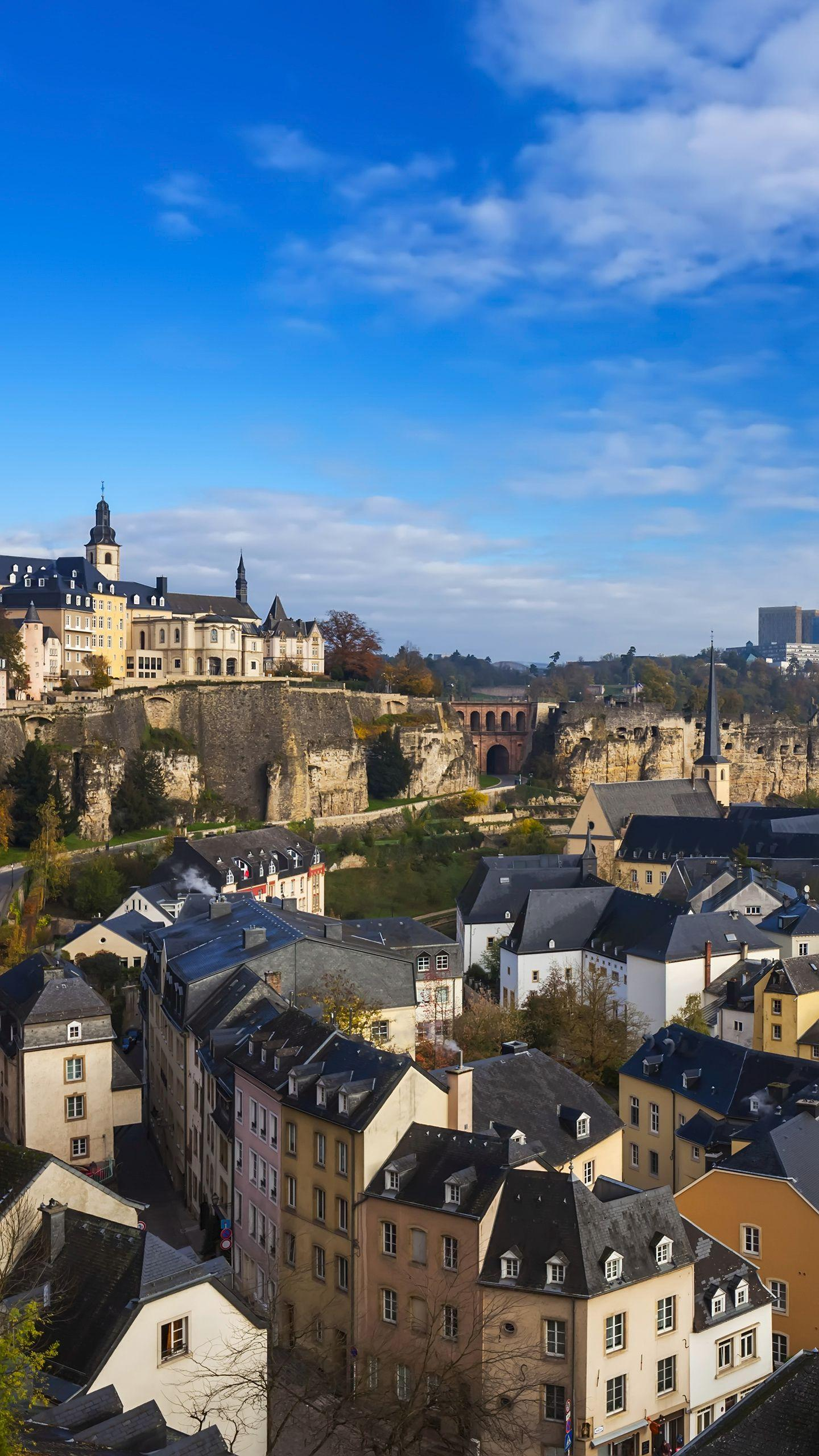 Luxembourg. Surrounded by neighboring countries France, Germany and Belgium, it is a small inland country and the only remaining Grand Duchy of the European continent.
