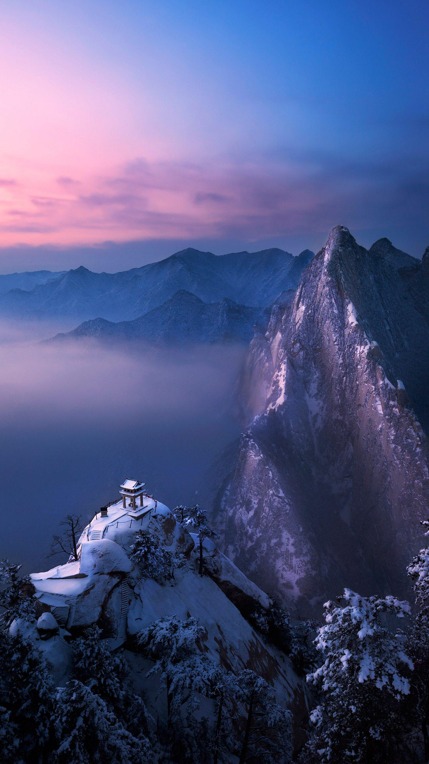 Huashan's unsolved mystery. Huashan is the sacred mountain of the Chinese nation. It also has some unsolved mysteries. Do you understand it?