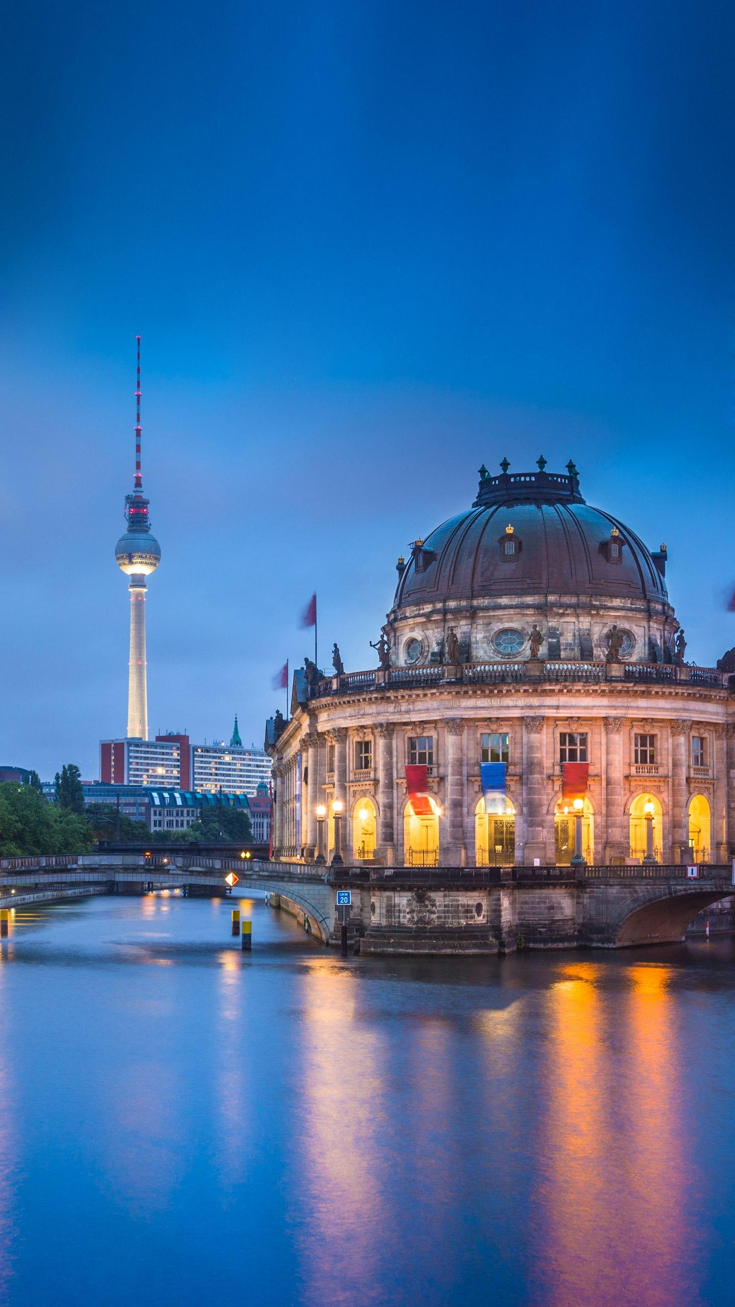 Germany - Berlin. As the capital of Germany, it attracts people with many famous buildings, heavy historical and artistic atmosphere.