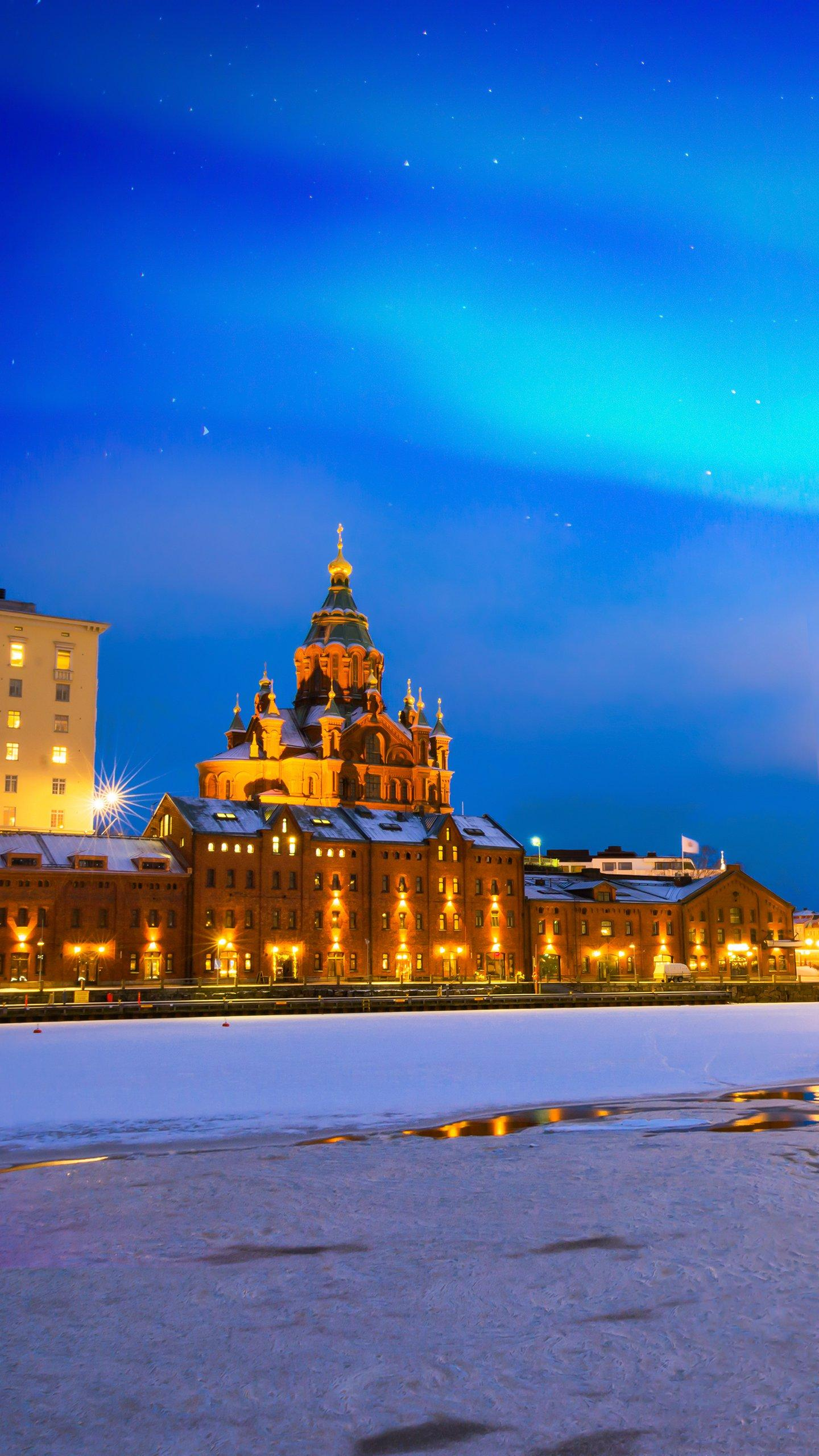 Finland - Helsinki. A city where classical beauty and modern civilization are integrated, has been rated as one of the most liveable cities in the world for many years.
