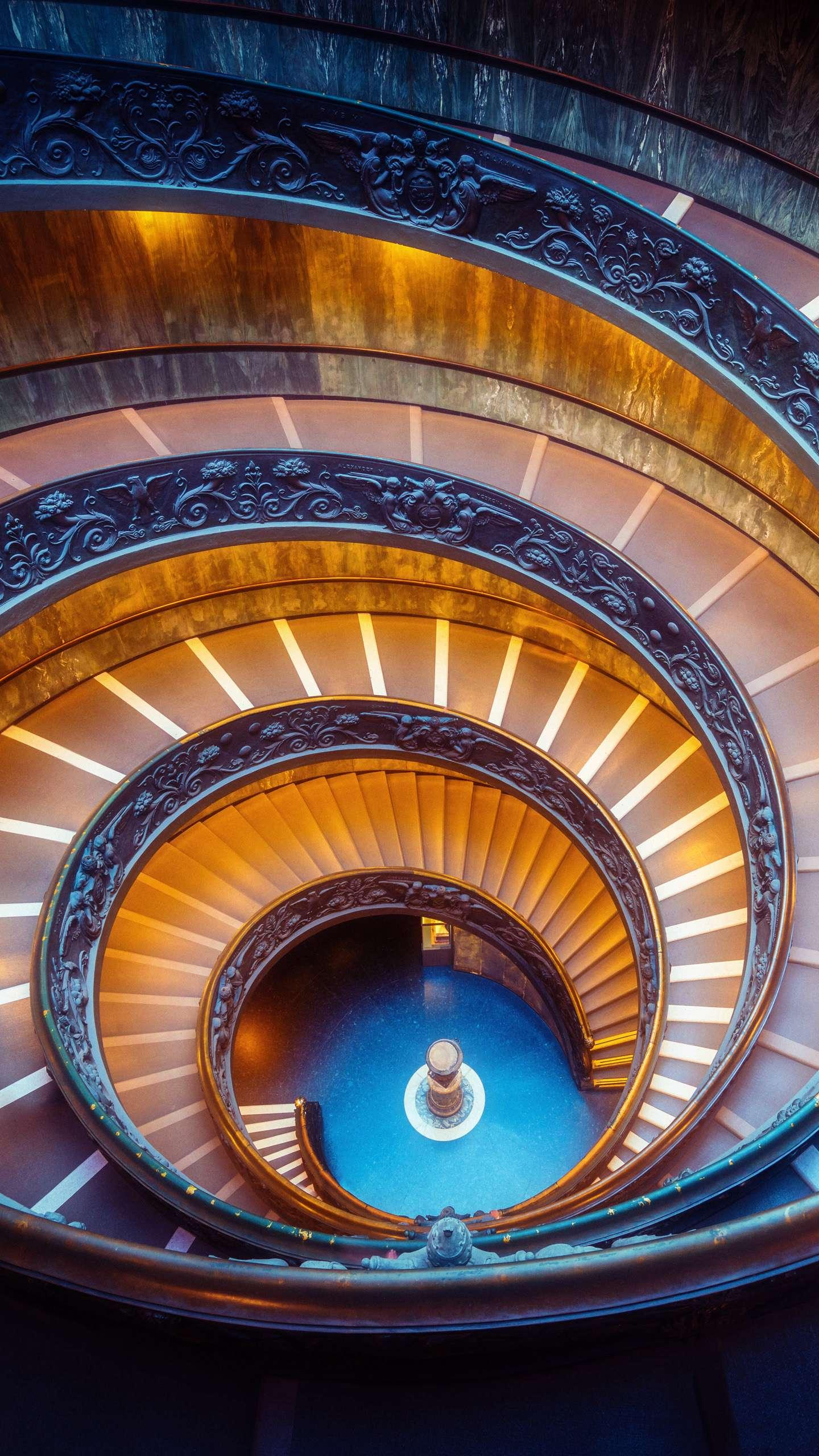 Vatican Museums. One of the world's greatest museums, based on art collections, is mostly the essence of art left behind during the Renaissance.