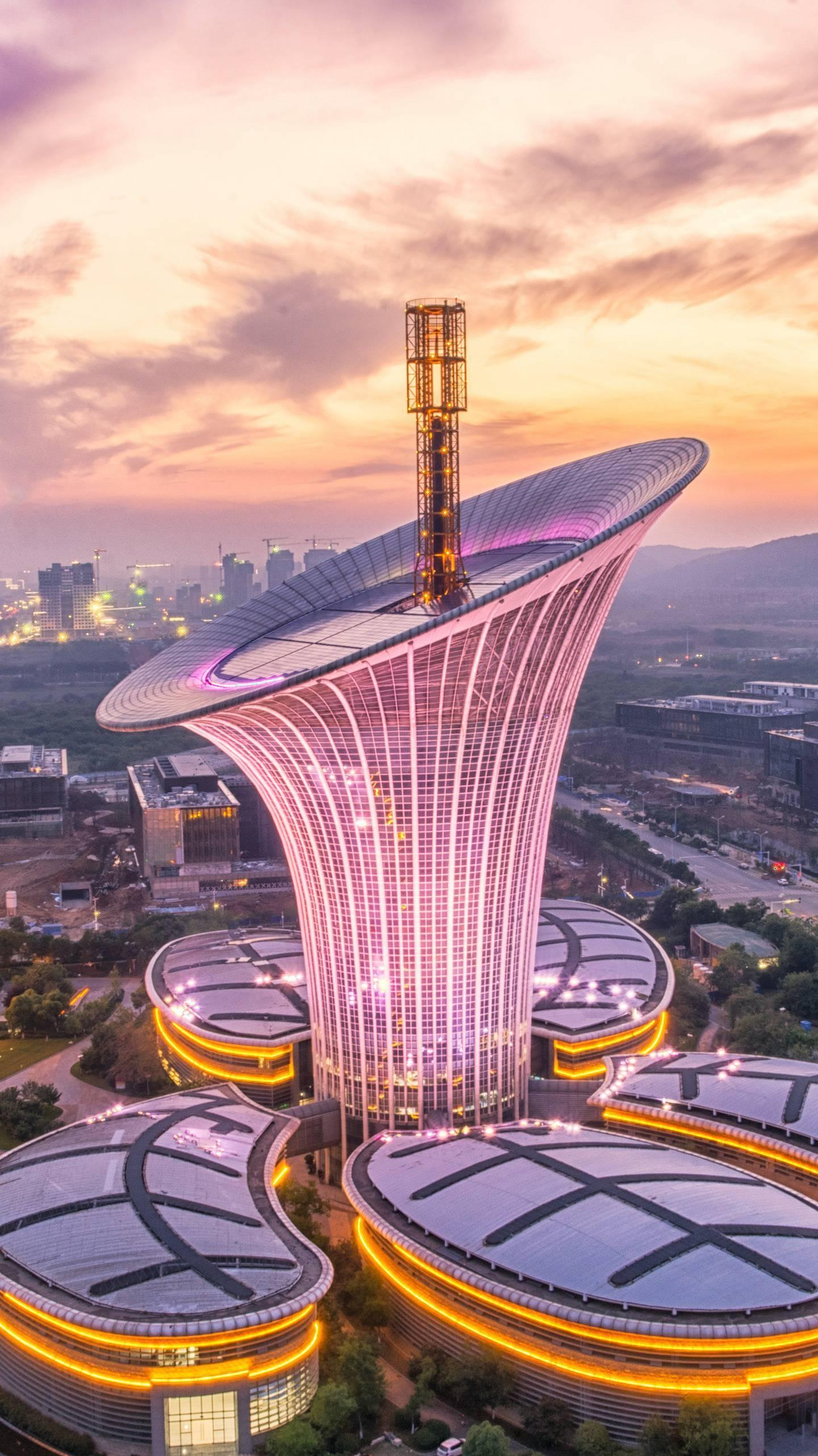 Wuhan Optics Valley Future Technology City. The Science and Technology City is located in the south and north areas of Optics Valley, with a total planned area of 66.8 square kilometers, accounting for about 1/8 of the area of Guanggu.