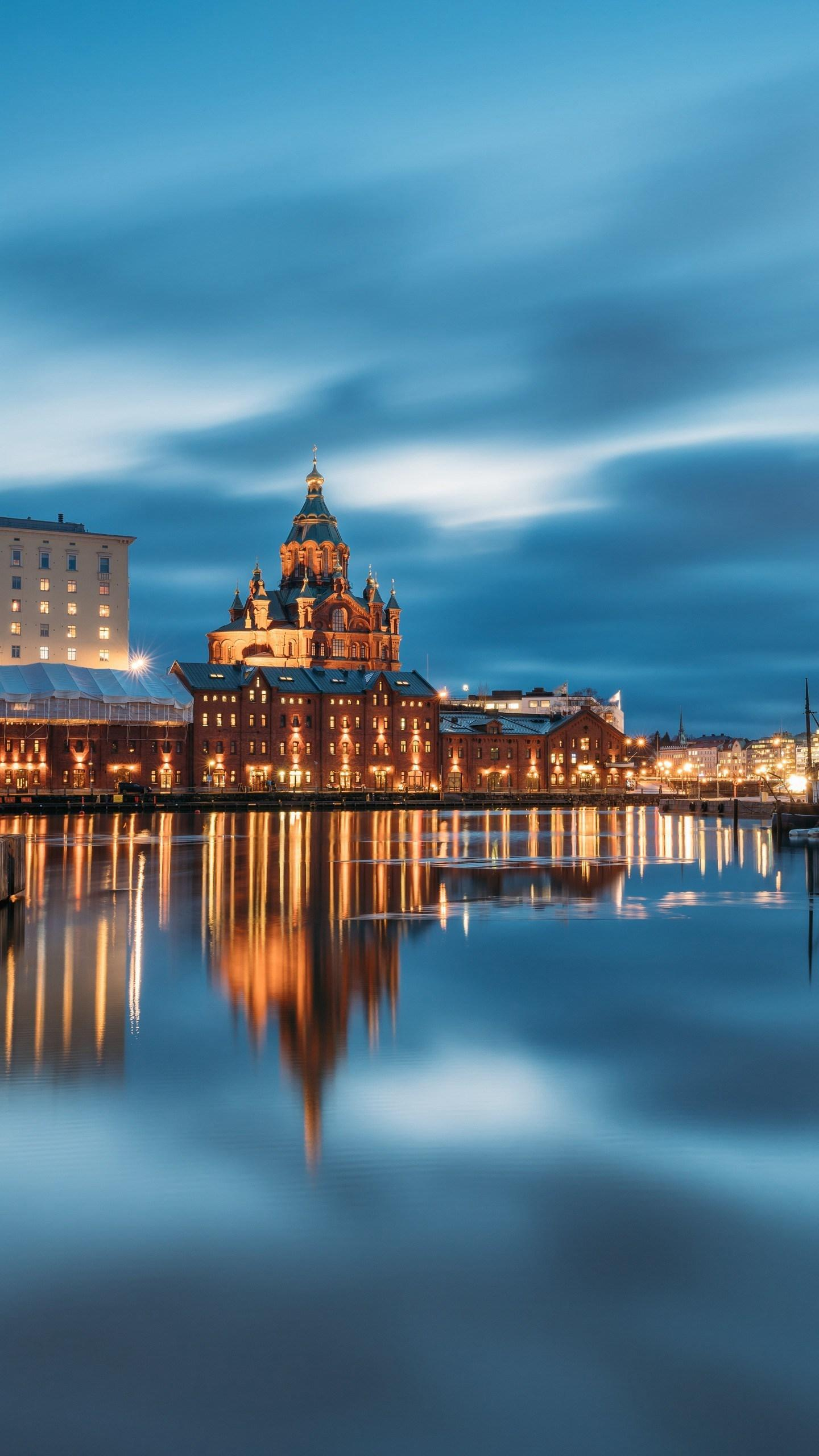 "Helsinki. Helsinki is a city where classical beauty and modern civilization are integrated. It is known as the ""white city in the north""."