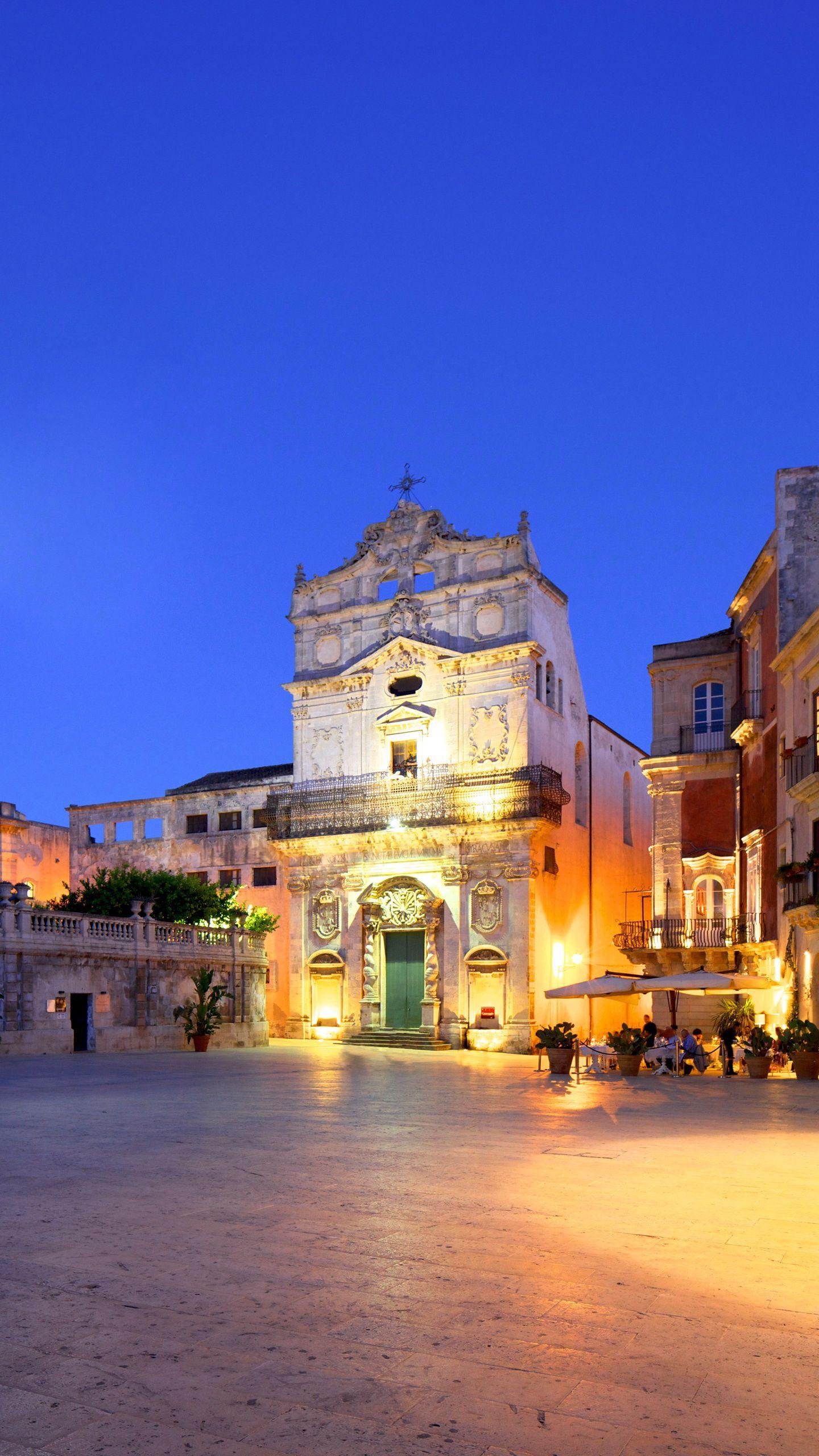 "Sicily - Syracuse : ""The Beautiful Legend of Sicily"""