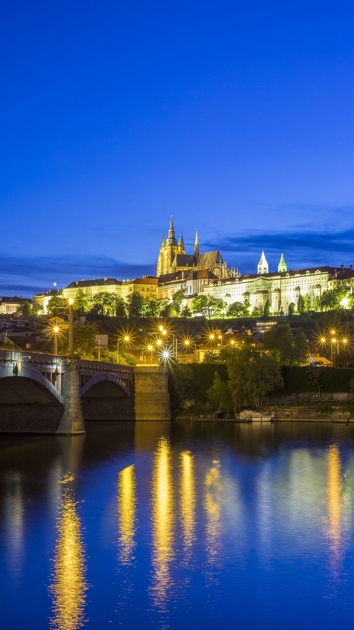 Czech Republic - Prague. With its ancient history, diverse architecture, beautiful colors and rich culture, it attracts tourists from all over the world. ©Vision China