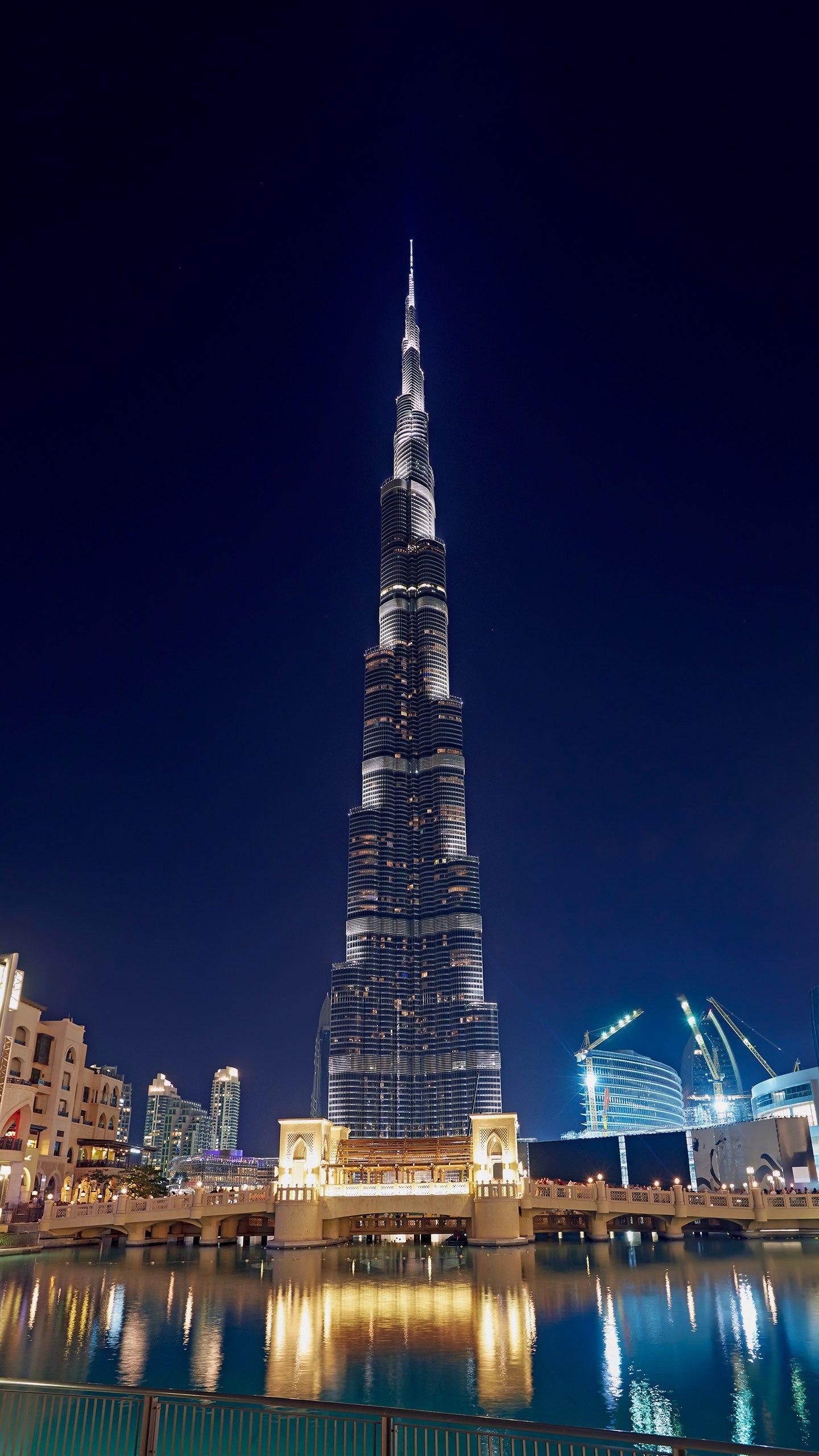 Dubai. World-renowned international metropolis with amazing architectural wonders.