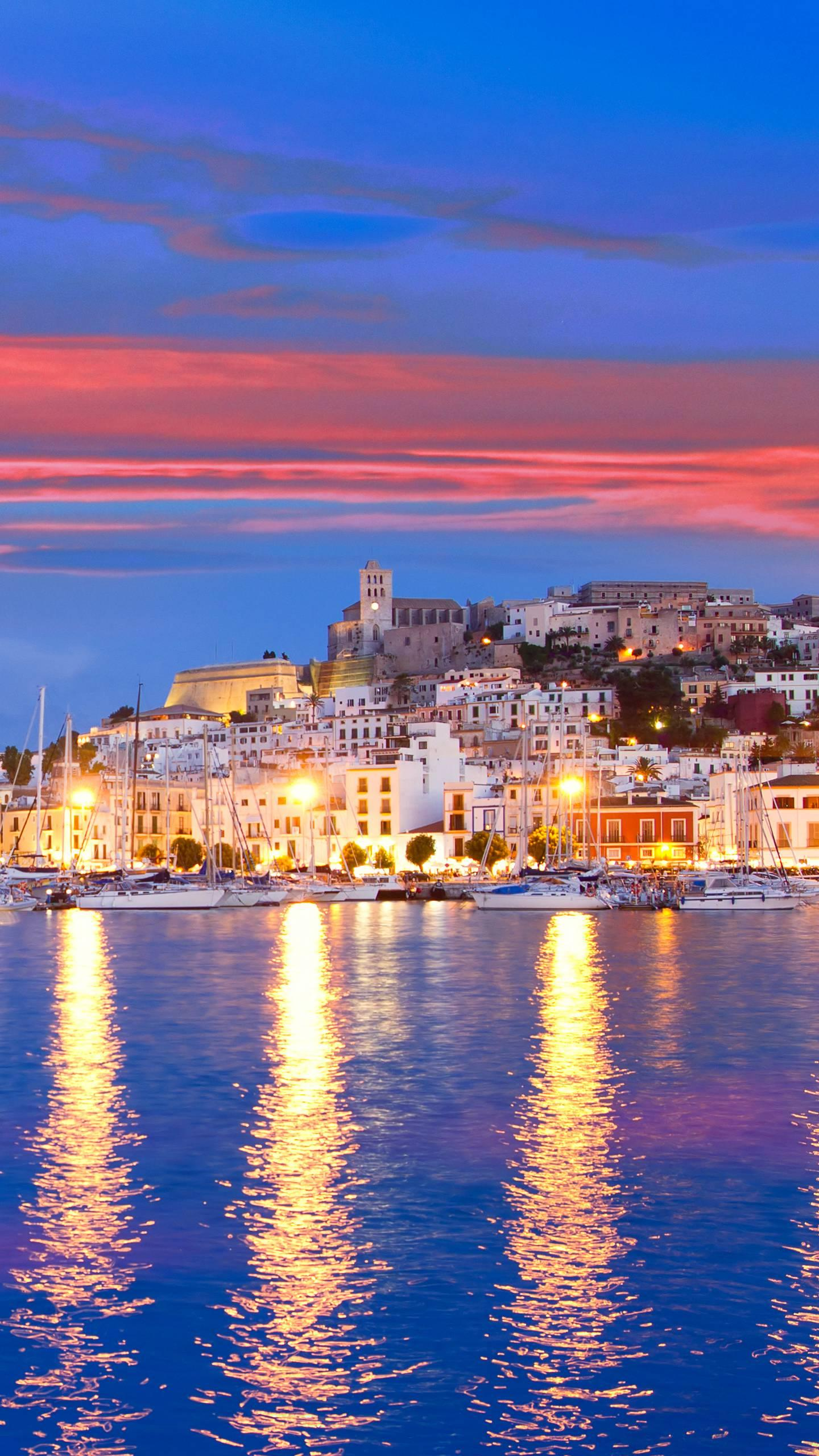 Spain - Ibiza. In the Western Mediterranean, there is a place called Ibiza, which has made countless football stars linger.