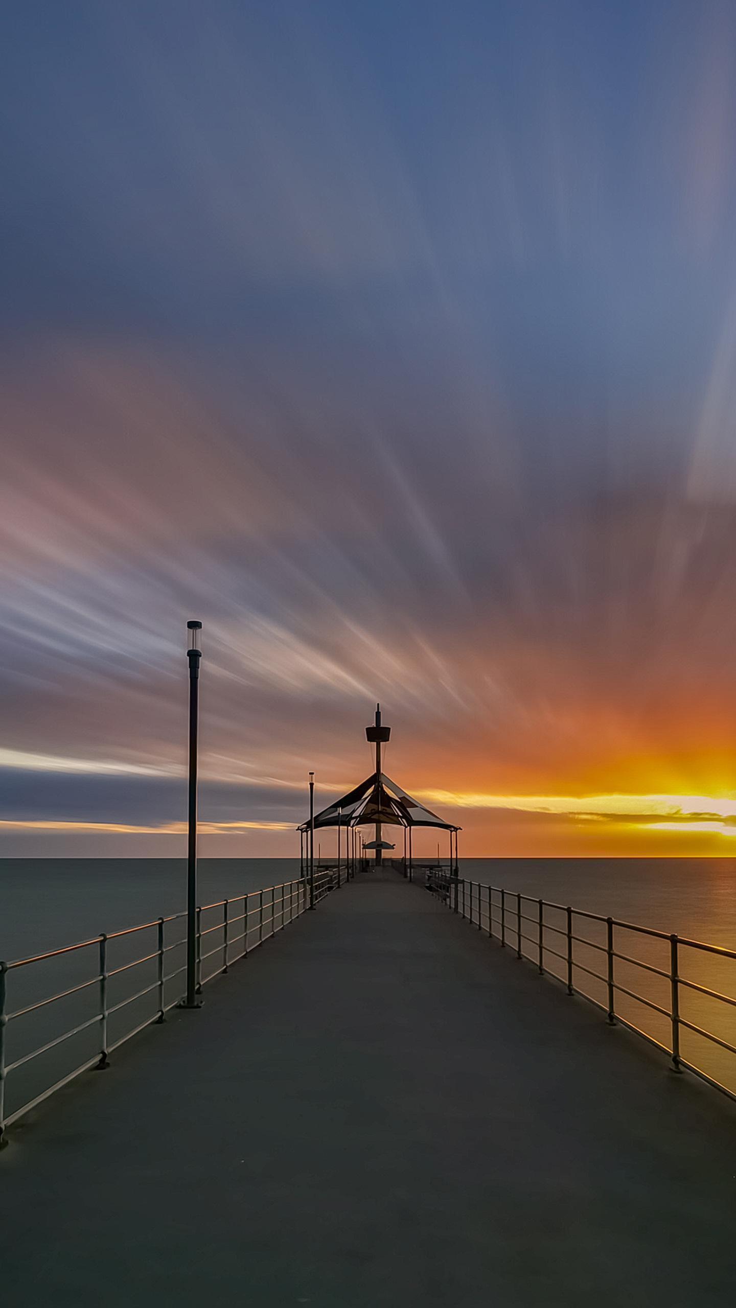 Breeze Bay. Located on the southern coast of Kangaroo Island, Australia, it is a beautiful world.