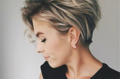 Mess Short Hair Styles For Women; Pixie Cuts;Trendy Hairstyles And Colors 2019; Short Hairstyles;