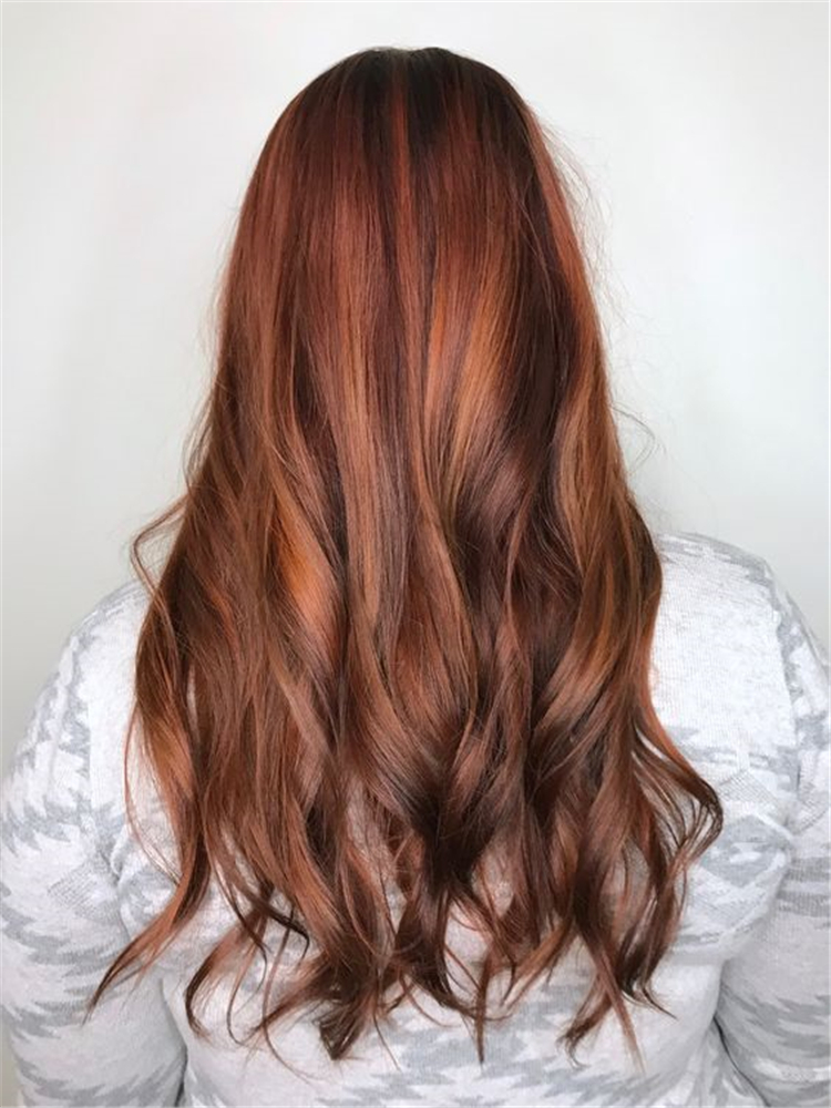 20 Cinnamon Red Hair Color Trend In 2019 Sumcoco Blog