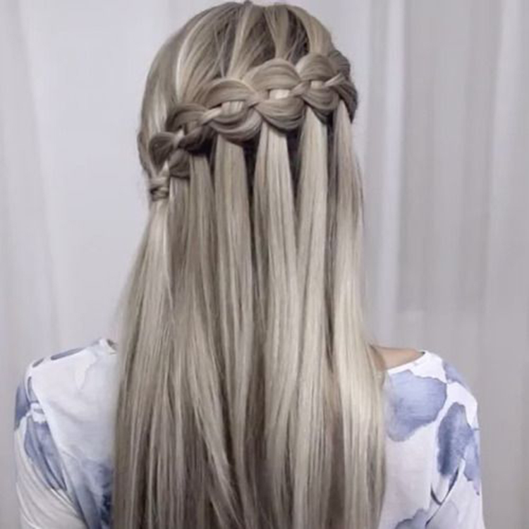 2019 Dutch Braid Tutorial; Side Dutch Braid Styles; Half-up Dutch Braid; Ponytail with Dutch Braid; Dutch Braided Hairstyle Ideas.