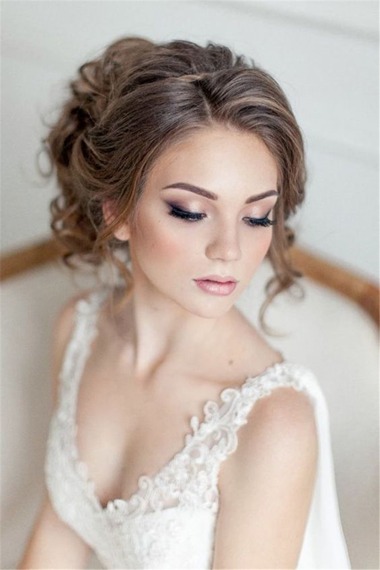 40 Most Attractive Natural Wedding Make Up Looks