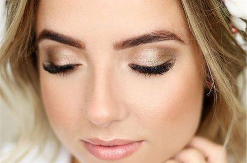 bride makeup ideas; wedding makeup for brown eyes; blue eyes; wedding makeup for blonde hair; wedding makeup natural #weddingmakeup