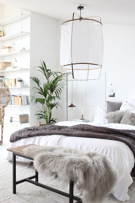 Awe Inspiring 58 Grey And White Bedroom Ideas On A Budget Sumcoco Interior Design Ideas Gentotryabchikinfo