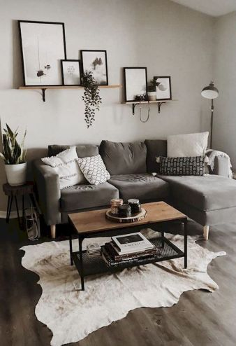 industrial living room decor ideas; living room decor on a budget; modern Living Room; modern farmhouse living room; #livingroomdecor