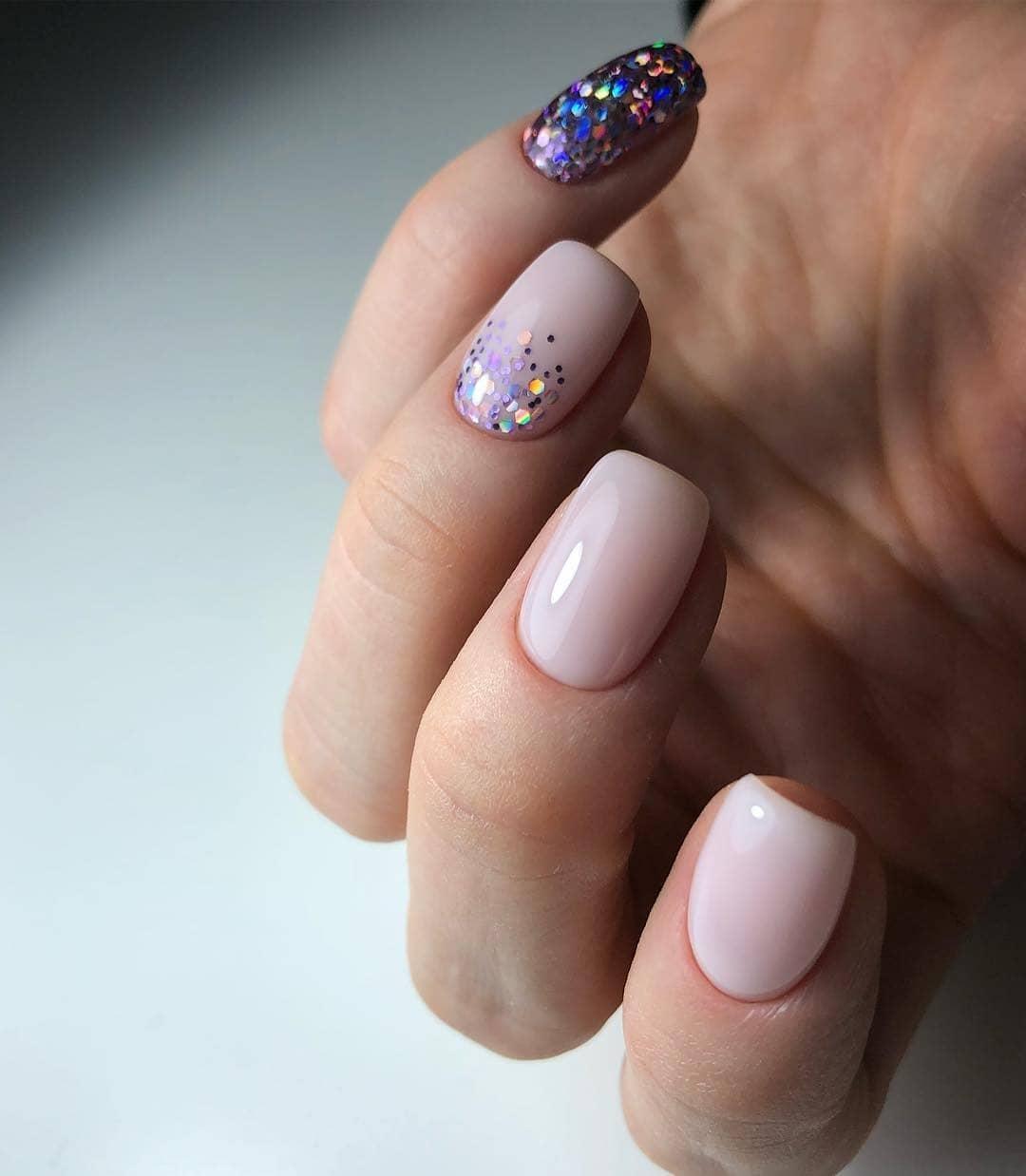 128 Spring Light Color Square Acrylic Nails Designs Sumcoco Blog