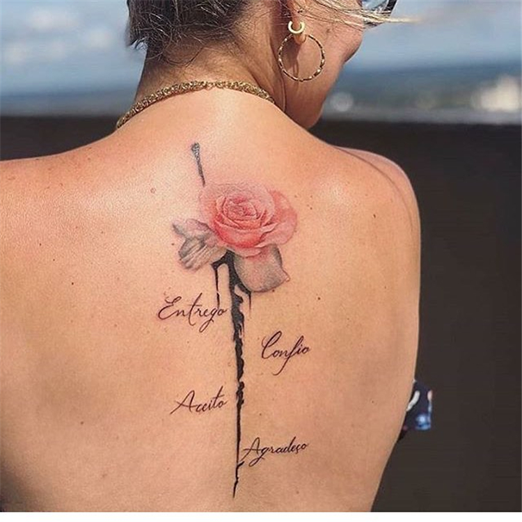 Back Tattoo Drawings For Women Best Tattoo Ideas