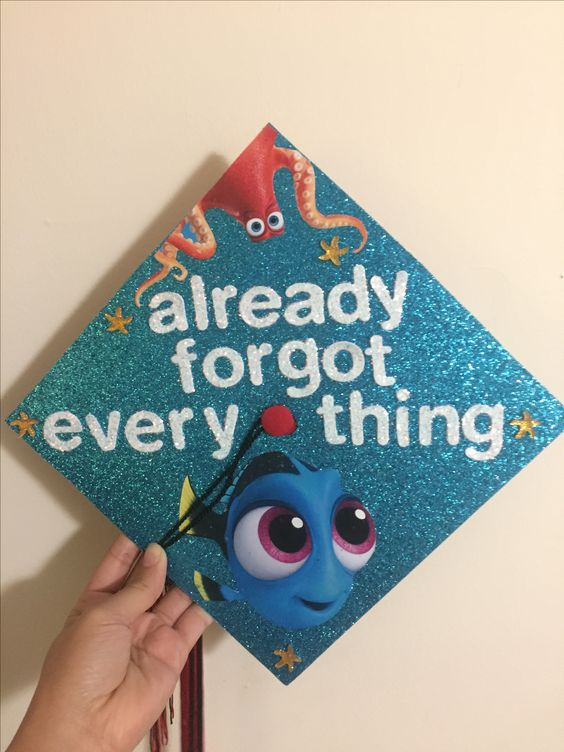 graduation cap decoration; graduation cap designs college; graduation cap ideas; graduation party ideas #graduation