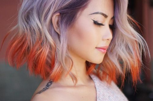 cute natural hairstyles for medium hair; medium hair styles for women; medium hair styles for women with layers; medium hair styles colors idea; ombre color for medium hair