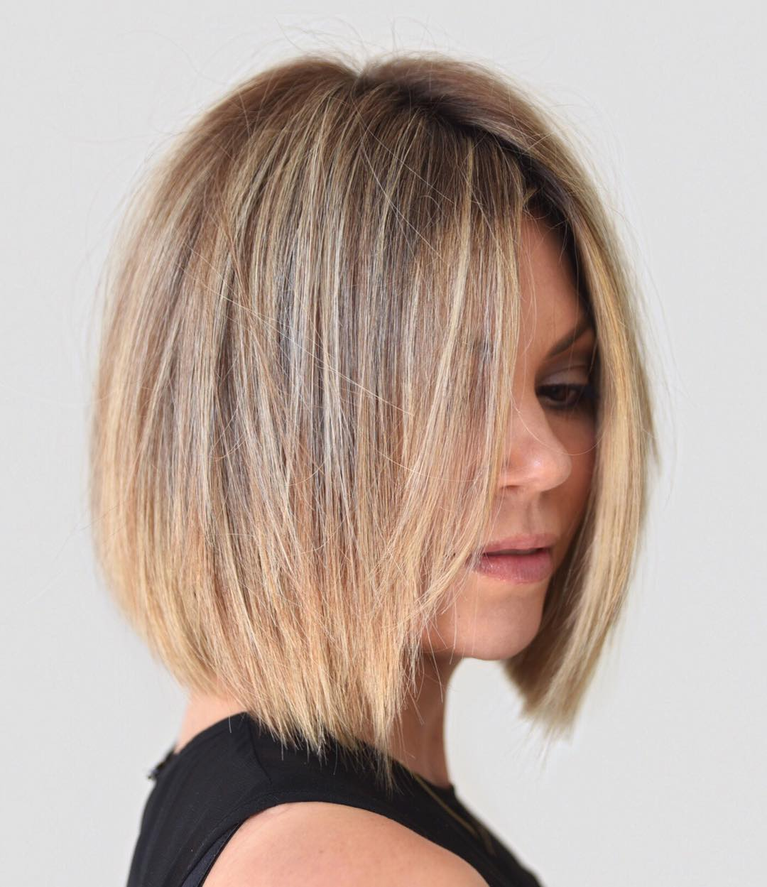 31 Stunning Medium Layered Bob Hairstyle For Every Woman
