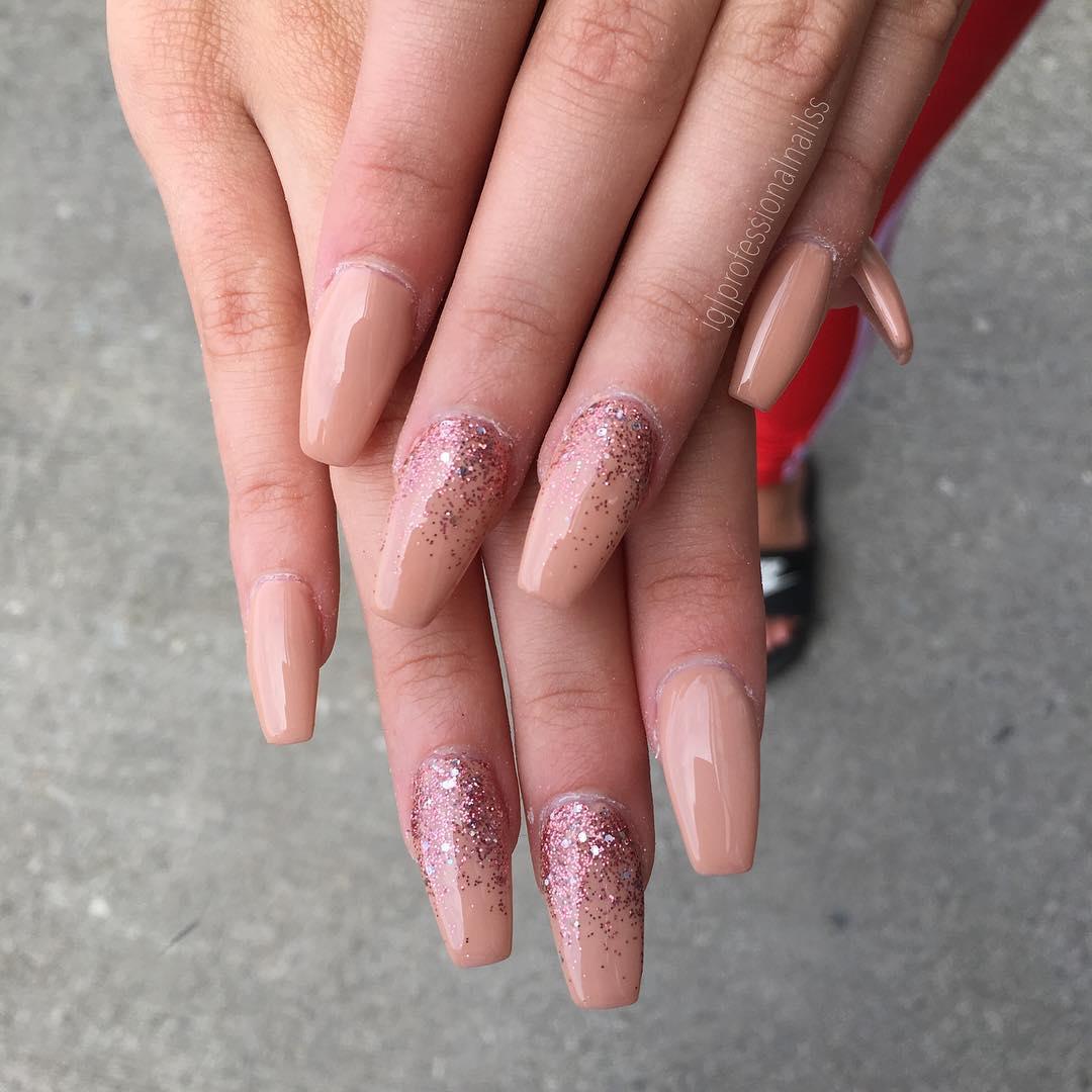 summer coffin nails designs beautiful; coffin nails design; acrylic nails; summer nails design; long coffin nails; coffin acrylic nails