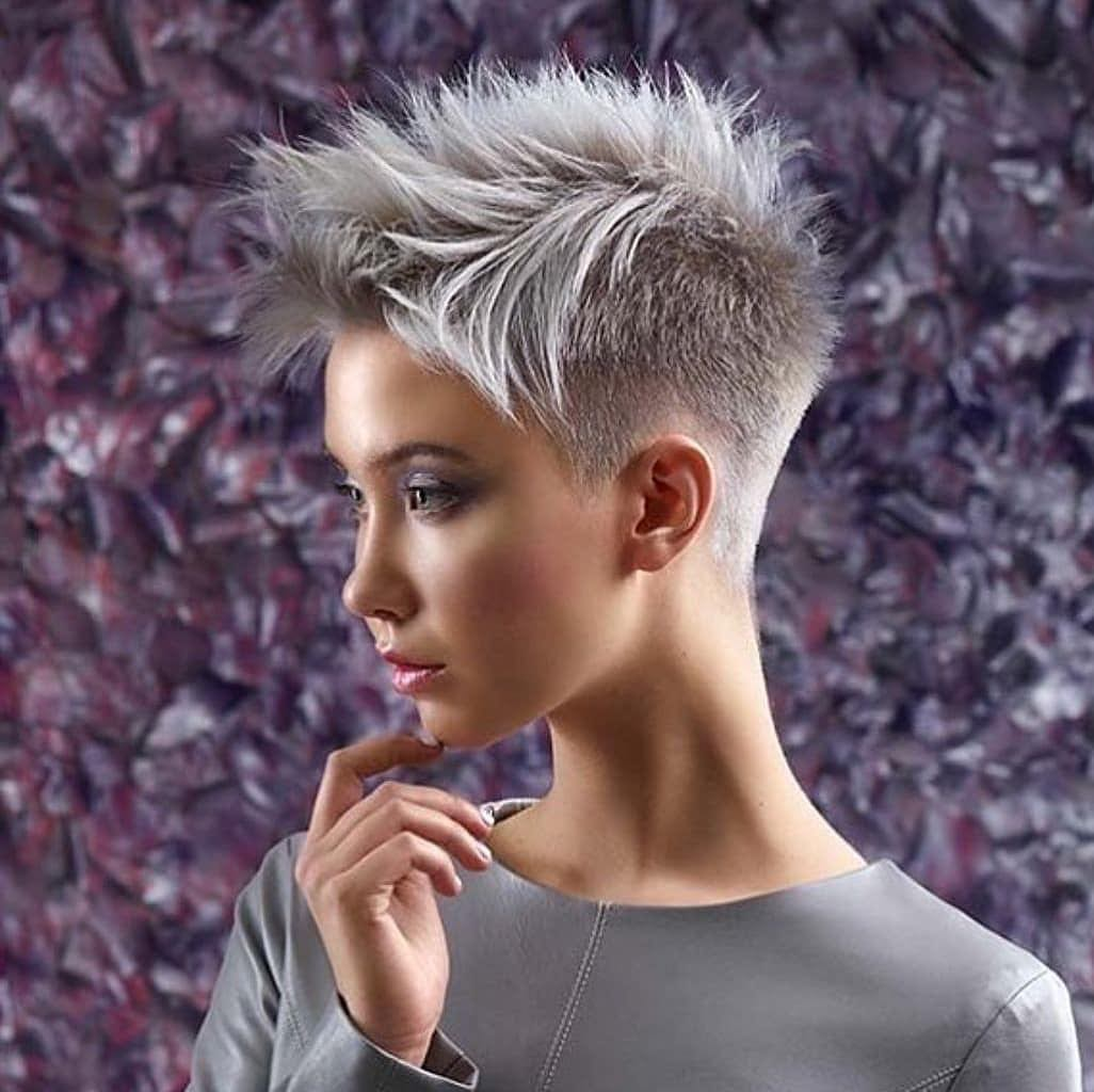 latest pixie haircut for women 2019, hairstyle trend, straight hairstyles, short hairstyles, hairstyles for short length hair, pixie haircut for thick hair