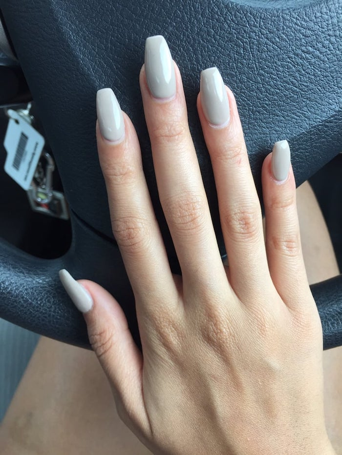 2019 coffin nail trends; nail colors 2019; Summer nail colors 2019; nail designs; nail designs pictures; summer nail ideas;