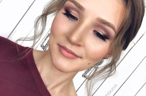 soft natural wedding makeup looks for your big day; wedding make up natural; make up; bride make up ideas; wedding makeup natural brunette
