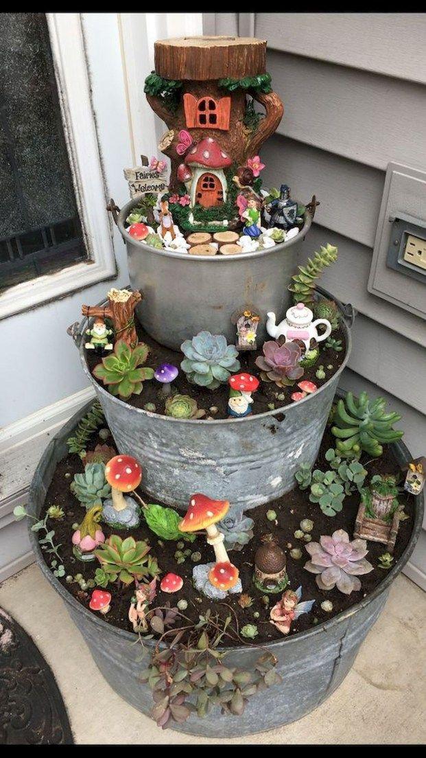 Succulent Garden Ideas For Home Decor