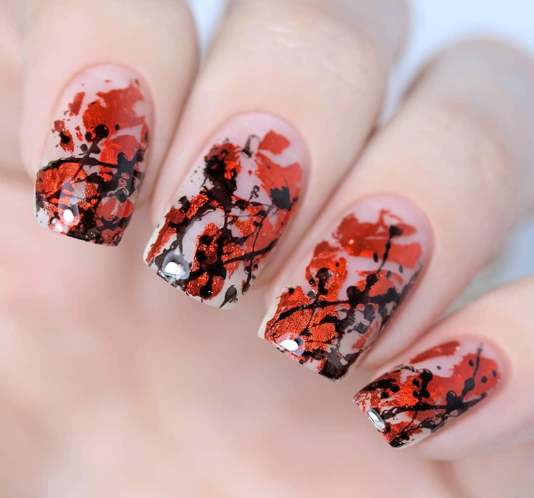 square acrylic nails; spring nails; white nails; pink nails; acrylic nails; square nails; square acrylic nails designs; pink nails with glitter accent; short nails; #nailsdesign