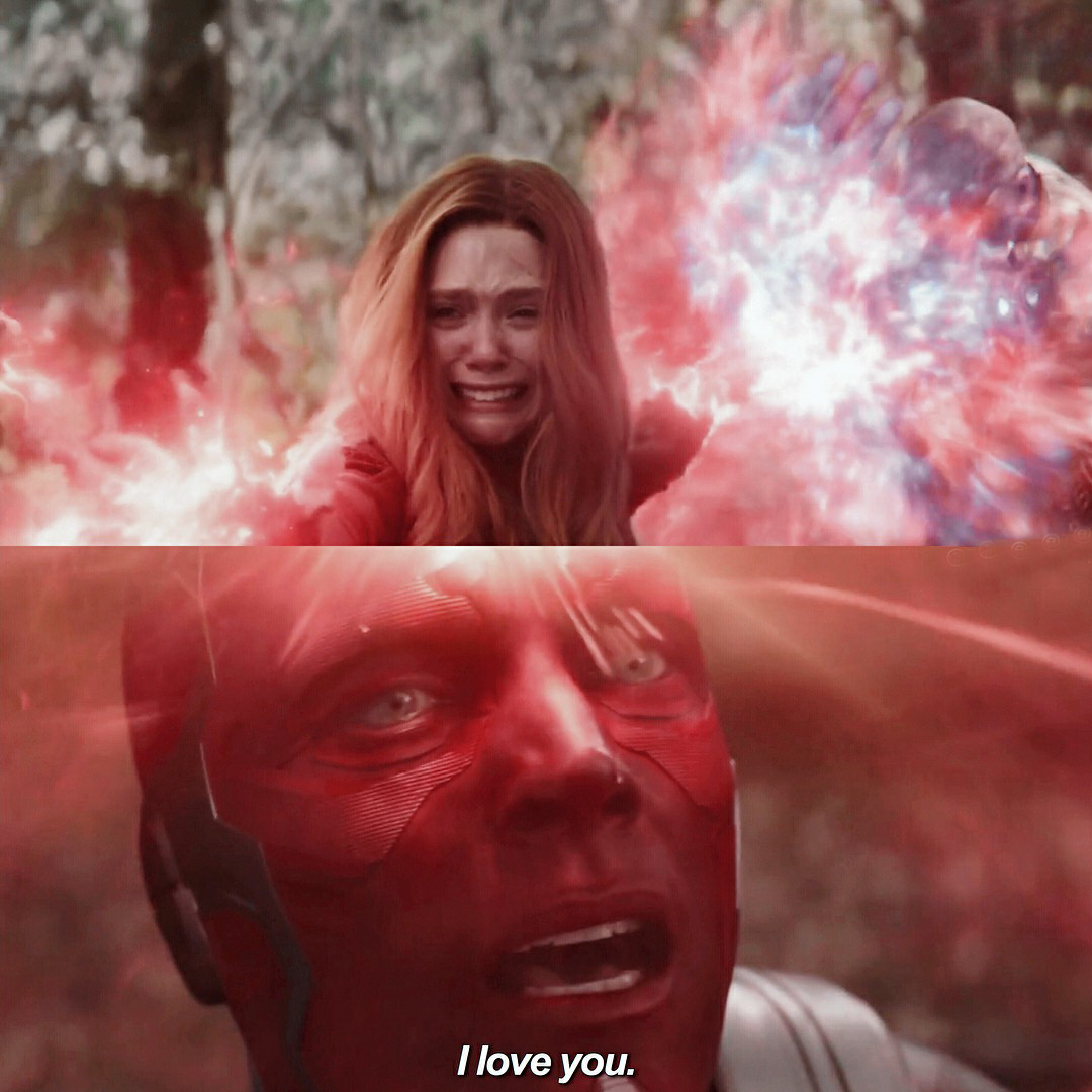 In my opinion one of the saddest scenes in the MCU. Who is your favorite MCU couple?
