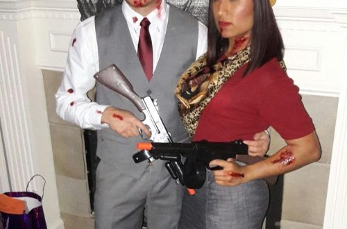 Halloween couples costumes. #halloweencostumes#couplescostumes #matchingcostumes#costumeideas #halloween #costume #couples