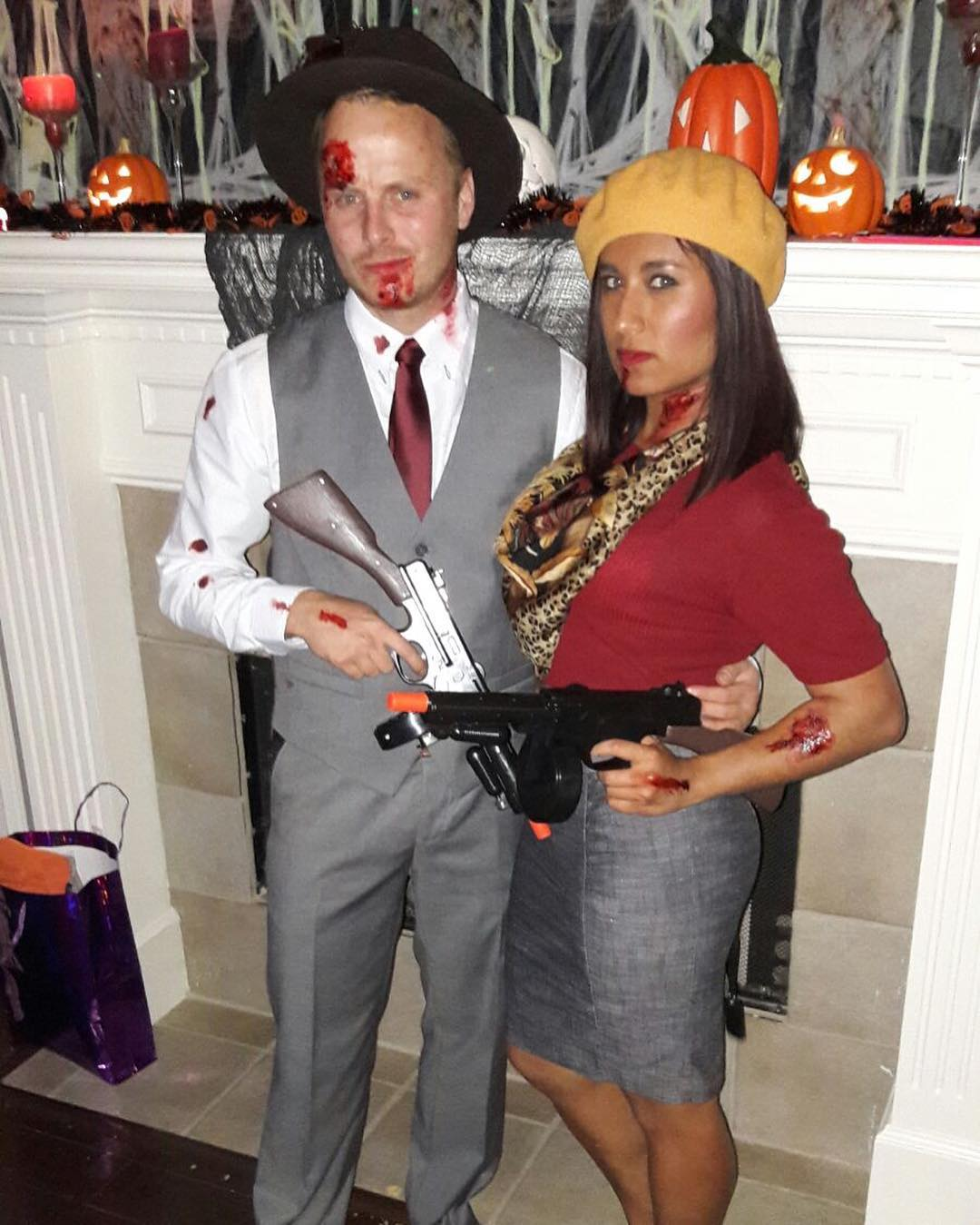 50 Hottest Halloween Couple Costume Ideas